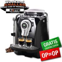 Philips Saeco Odea Giro Plus Black espressoapparaat